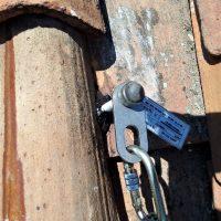 ancoraggi strutturali puntuali, sicurezza