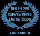 UNI EN 795 - CEN/TS 16415 - UNI EN 11578