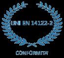 normativa UNI EN 14122-2