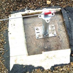 Ancoraggi strutturali a torretta indeformabili, ancoraggi fissi