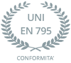 normativa UNI EN 795